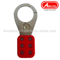 Plastic with Steel Lockout Hasp (617)