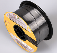 "No-Gas E71T-GS .030"" .035"" Flux Cored Wire 2-lb (.035"", 5 Rolls)"