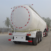 30CBM Powder Tanker Semi Trailer Bulk Cement Tanker