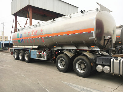3 Axles Special Vehicle Diesel/Fuel/Petrol/Tank Gas Oil/Tanker Truck Trailer for Sale