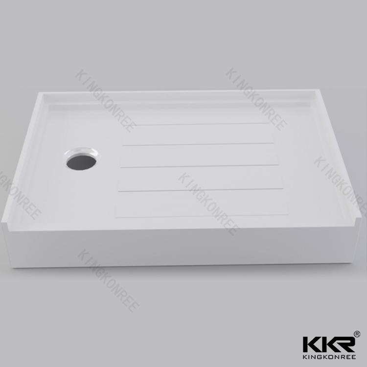 Custom Resin Bathroom Shower Tray KKR-T018-R from China manufacturer ...