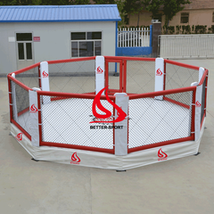 Height Octagon UFC MMA Cage