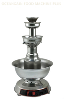 Commercial Stainless Steel Hotel Buffet Wedding Party Wine Fountain Machine
