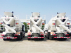 Shacman 12m3 Concrete Mixing Truck