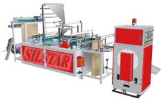 GBDR-600 Automatic Double Fold (fold fold/C-fold) Plastic Bag Making Machine