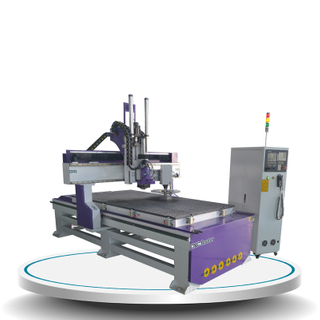 Wood CNC router center 1325 ATC