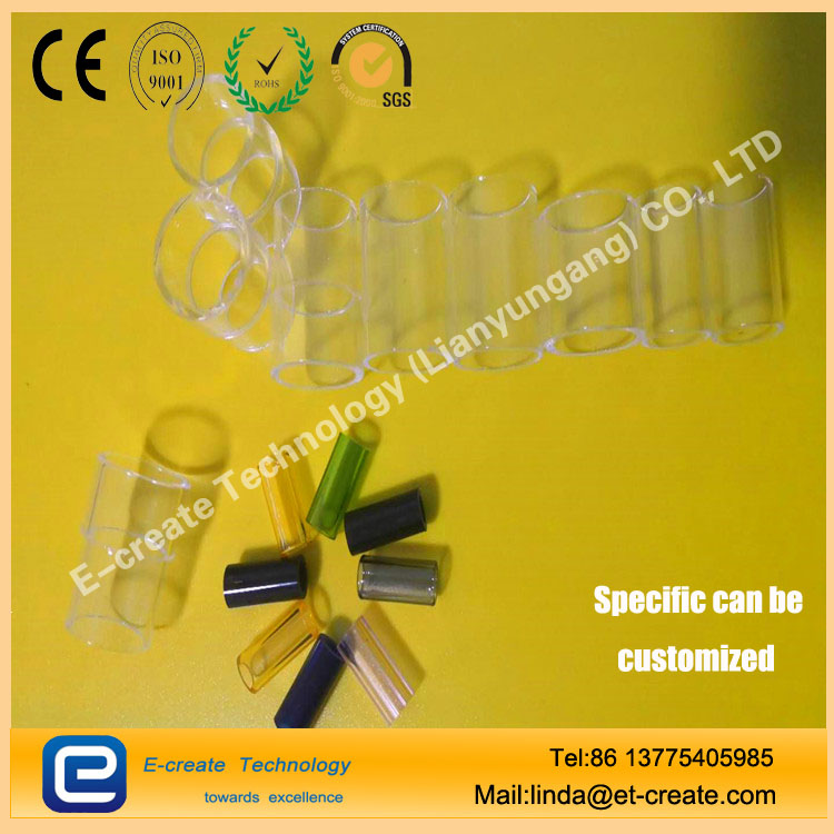 Quartz Glass Tube for E-Cigarette Atomizer