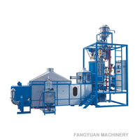 Accuracy Batch Polystyrene Pre-expander Machine