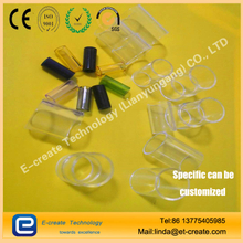 Electronic cigarette atomizer quartz tube