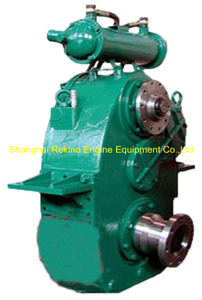 ADVANCE HCV230 7°Down Angle marine gearbox transmission