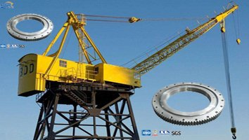 slewing and non slewing cranes