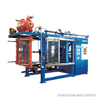 SPZ100-200A/B Automatic Shape Moulding Machine With Vacuum A/B