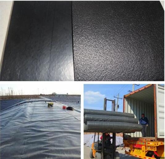 PVC Geomembranes High Quality for Landfill