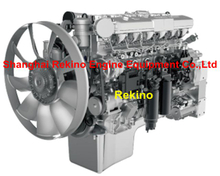 Weichai power WP13 480-550HP diesel engine for truck