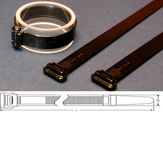 Wide Strap Heavy Duty Cable Ties,WS系列扎带