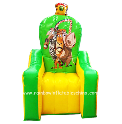 RB20006-2(2.2mh) Inflatable Party Chair For Advertising Events