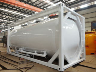 Cement Bulker/Bulk Cement Tanker/Tank Container for Semi Truck Trailer