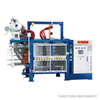 Energy saving styrofoam moulding machine with CE approved