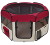 Pet Playpen Dog Soft Play Pen Yard with 8 Panels