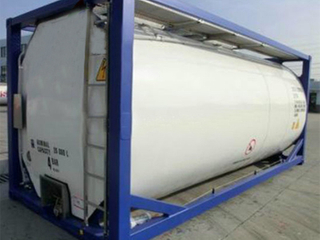 20000/25000/26000L T75/T50 20FT 40FT LPG/LNG/Cooking Gas ISO Tank Container