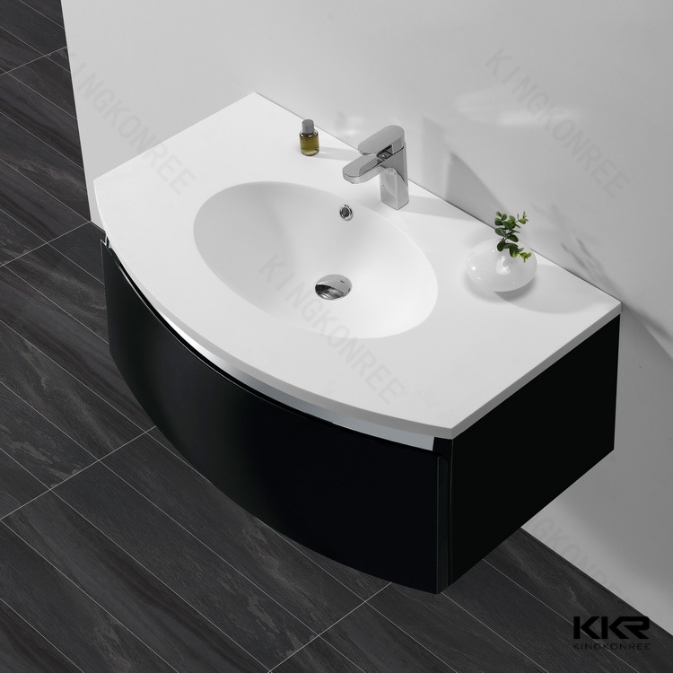 Solid Surface Bathroom Sinks KKR 1522