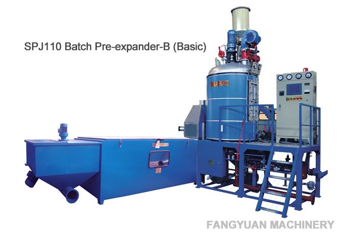 Spj70 110 150 Batch Pre Expander B Basic Buy Batch