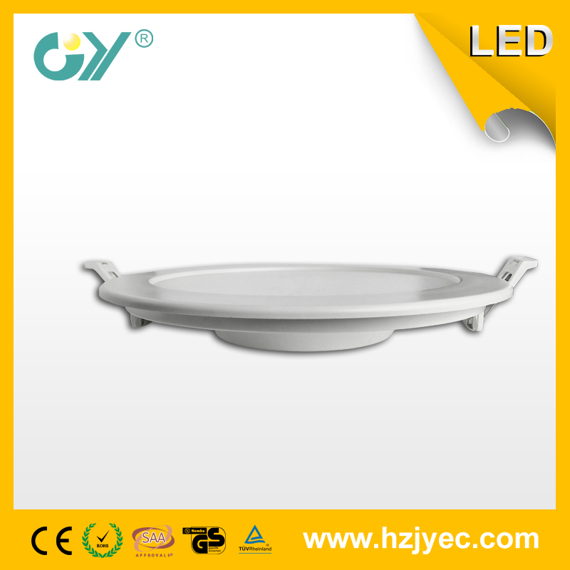 Dimmable Round recessed Panel Light 6W