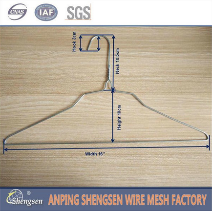 Metal Wire Hanger for Laundry