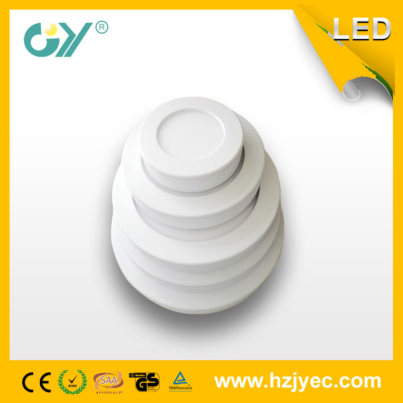 Dimmable Round surface mounted panel light 20W