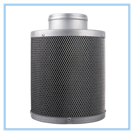 Activated carbon filter/grow room carbon filters