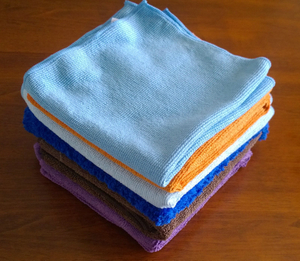 Microfiber Towels Cleaning Cloth Wipes