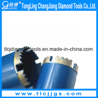 Customized Length Diamond Core Drill Bit for Marble Cutting