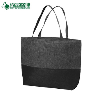 Latest Design Fashion Felt Bags Women Handbags (TP-HB042)