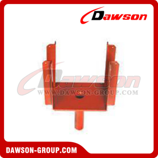 DS-D001 Pintura Andaimes 4 Way U Head 2.60kg