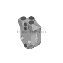 auger teeth,casing teeth WS46 for Casing Twister and Core Barrel fitting to bauer drilling equipment and bauer piling rigs