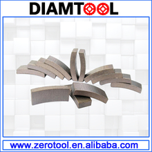 Diamond Segment for Granite Sandstone Cutting Segment Stone Tools
