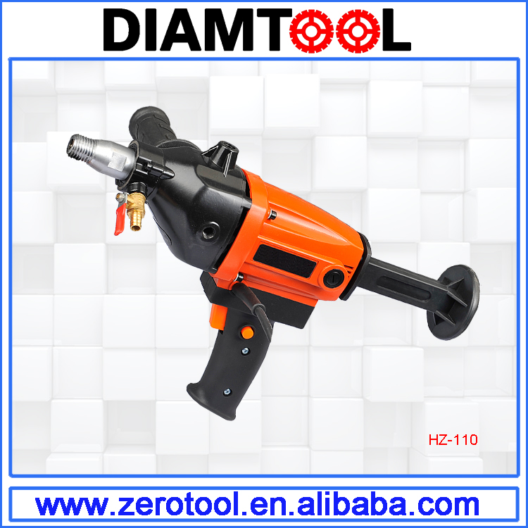 Dry Diamond Core Concrete Core Drilling Machine