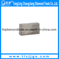 Customized Core Bits Diamond Segments