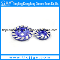 Diamond Polishing Disc/Cup Wheel for Concrete