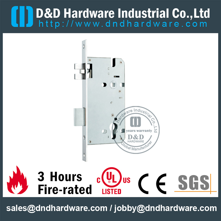 Panic Exit Function Mortise Lock Ddml018 From China
