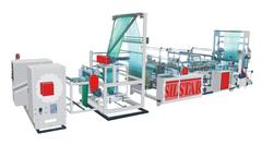 GBBCR-1000 II Automatic draw tape bag making machine