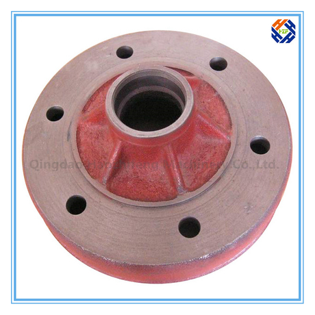 Sand Casting Wheel Cover for Agricultural Tractor