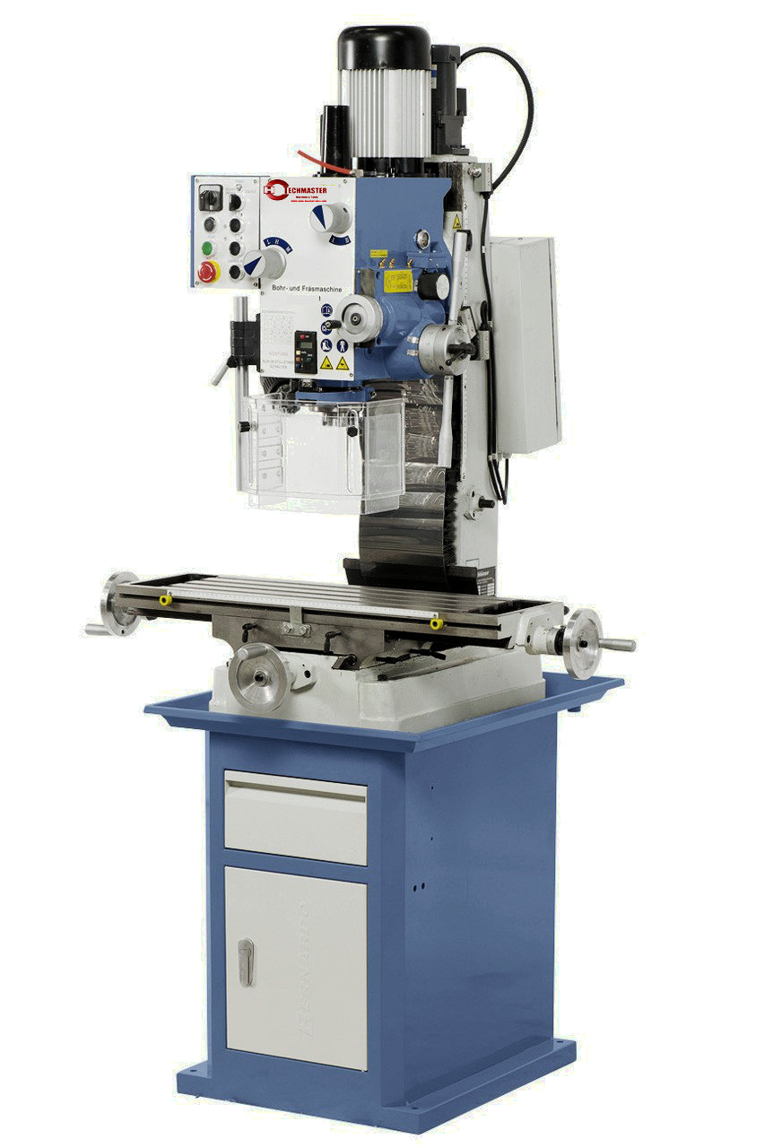 AUTO FEEDING GEARED HEAD DRILLING AND MILLING MACHINE EUROPE STYLE J-ZX45AD
