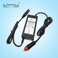 Input 12V/24V Car Charger DC 29.4V2A Li-ion Battery Charger for E-bike