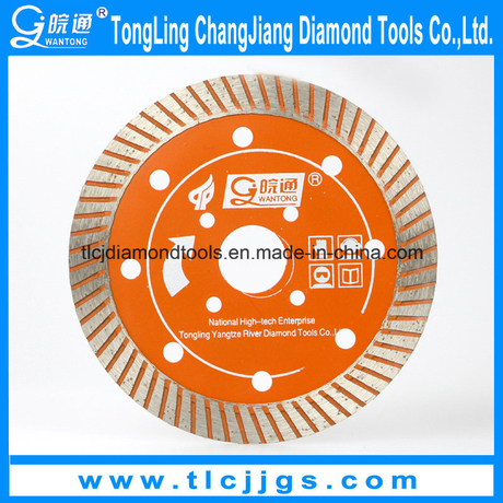 Diamond Discs Saw Blades for Reinforced Concrete Cutting