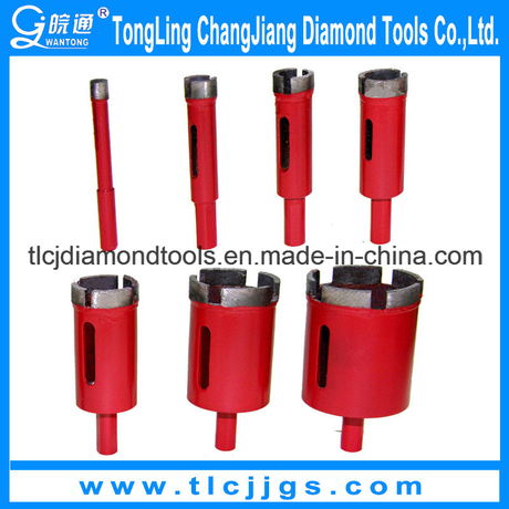 Impregnated Diamond Bit- Reinforced Concrete Drill Bit