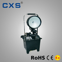 Explosion-Proof Portable Halide Floodlight For Mine / Coal Industry