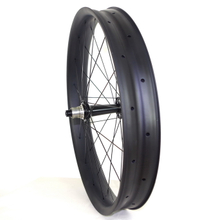 26ER FAT BIKE CARBON WHEELS FTCW680 TUBELESS