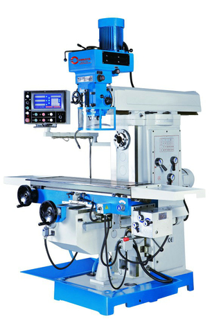 X6336 taiwan 5HP universal vertical turret milling machine for sale