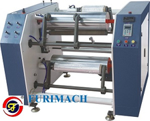 WRS-050 Stretch Film Slitting and Rewinding Machine